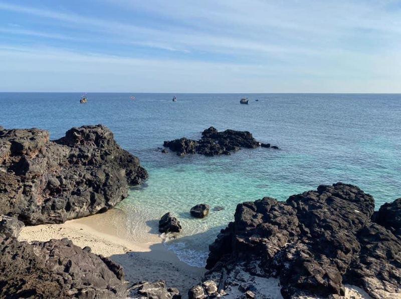 Vẻ đẹp của đảo Bé- Lý Sơn