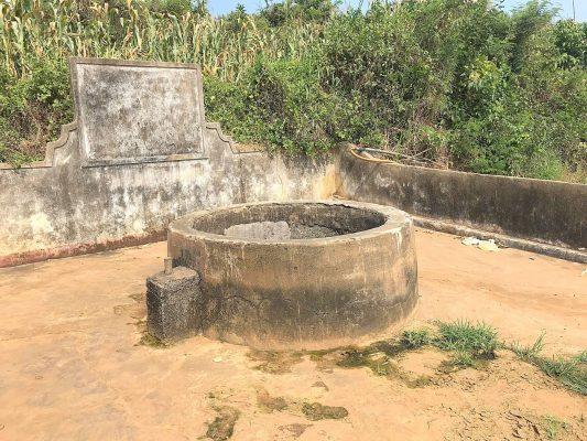 Giếng vua Lý Sơn