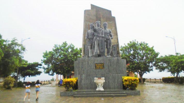Nhà Trưng bày hải đội Hoàng Sa Lý Sơn