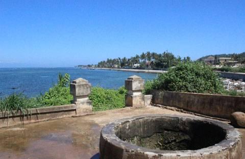 Giếng vua Đảo Lý Sơn